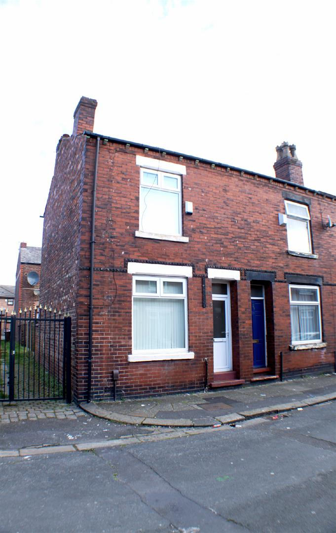 2 Bedrooms End Of Terrace House for sale in Willan Road, Eccles